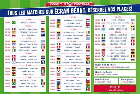Calendrier Coupe Du Monde 2014 Excel Coupe Du Monde 2014 Calendrier Mondial 2014 Brsil