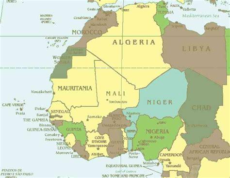 west africa map westafrica related keywords westafrica