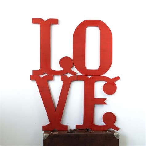 love letras decoracion letras de madera love otros objetos y decoraci 243 n