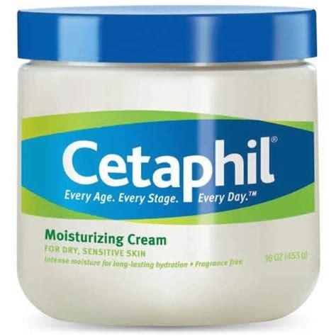 Pelembab Non Comedogenic cetaphil moisturizing for sensitive skin
