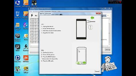 tutorial flash xperia j tutorial flash upgrade downgrade sony xperia e3 dual sim