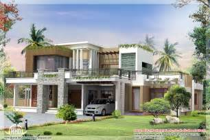 Design Home House Plans With Photos 2800 Sq Ft Modern Contemporary Home Design