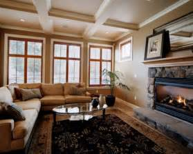 paint colors for living rooms with dark trim living room