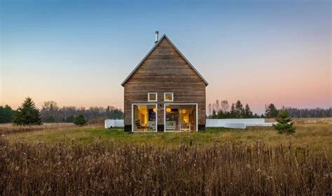fiore countryside house creates a mix between the and