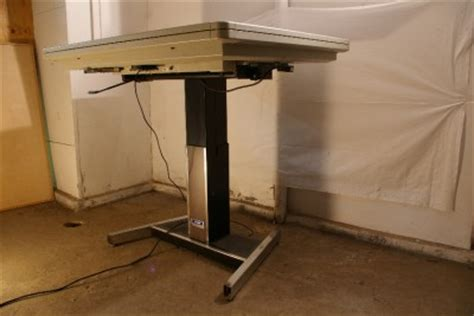 Backlit Drafting Table Mayline Futur Matic Lighted Light Drafting Table Adjustable Architect 61x48 Ebay