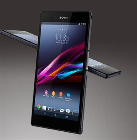 Lensa Sony Z Ultra sony xperia z ultra price and release details revealed