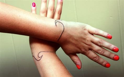 20 small wave tattoos designs and ideas yo tattoo