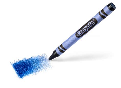 crayola colors crayola new blue color crayon take look help name