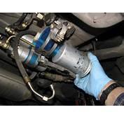 190E 300E 300SE 300SEL Main Fuel Filter W/ Manual