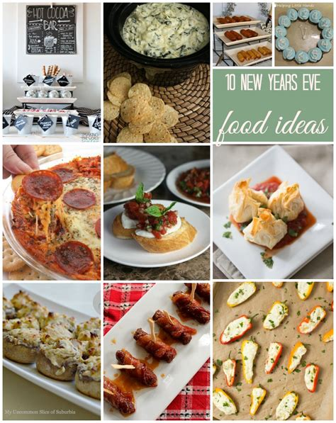 easy new year food ideas keeping it simple 10 new year s food ideas mmm 310