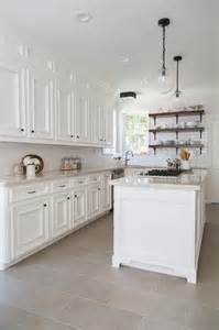 white kitchen floor ideas 1000 ideas about quartzite countertops on