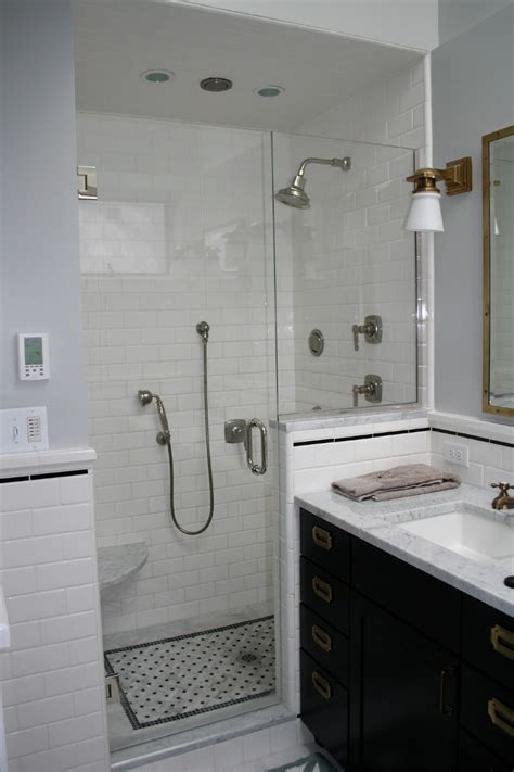 subway tile bathroom floor ideas 23 ideas and pictures of basketweave bathroom tile