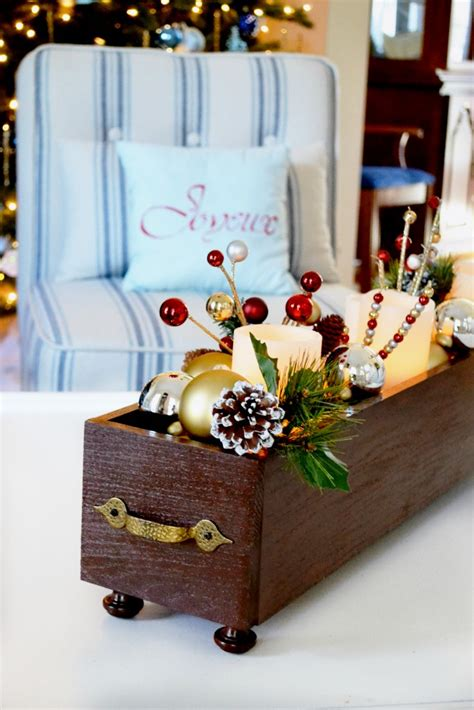 Wooden Planter Centerpiece by Diy Wood Centerpiece Planter At The Picket Fence