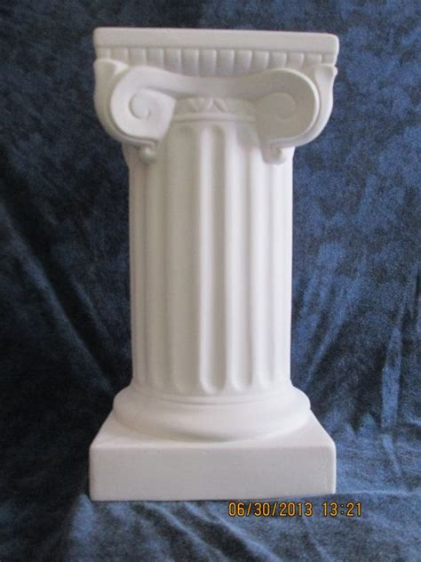 looking for africian american ceramic bisques or molds ceramic bisque large column scioto mold 1747 u paint ready
