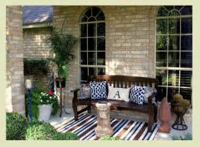 decorating front porch for outdoor decor 14 casual comfy front porch ideas huffpost