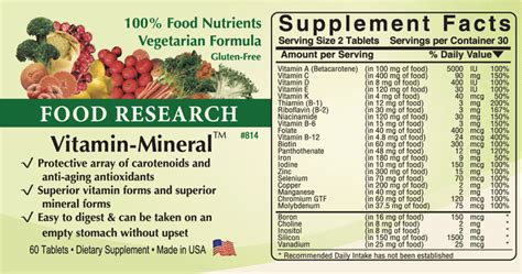 food and supplements for inhibiting 5ar list of minerals foods and vitamins that inhibit 5ar