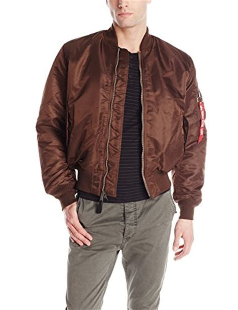 Bomber Jacket Hitam Cokelat Abu Navy alpha industries s ma 1 flight bomber jacket apparel in the uae see prices reviews and