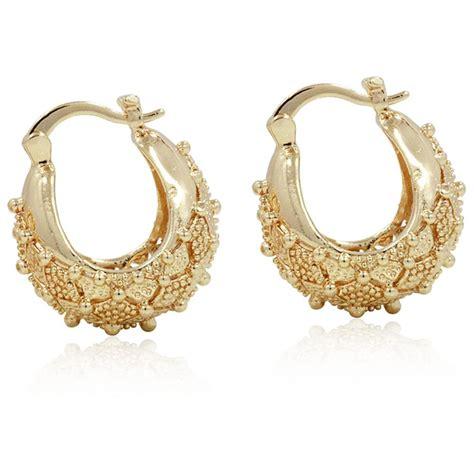 gold hoop earrings small k gold hoop earrings for