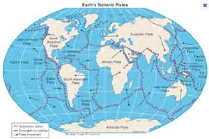 fault lines map pin fault line map of on