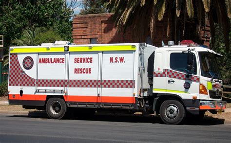 south rescue file ambulance service of new south wales rescue hino ranger jpg