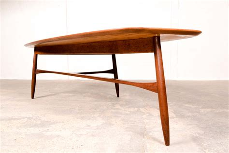 Free Coffee Tables Free Form Shaped Kidney Coffee Table Designed By Svante Skogh Hpvintage