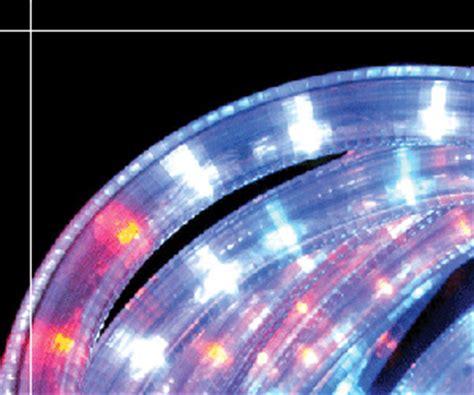 multi color chasing rope lights led multi chasing flexilight rope light flexilight