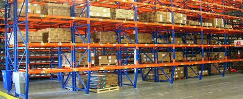 pallet layout in warehouse seattle used pallet racks by total handling solution call us