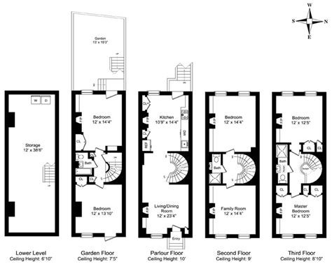 nyc floor plans music exec t hesse lists actor a mccarthy s former west