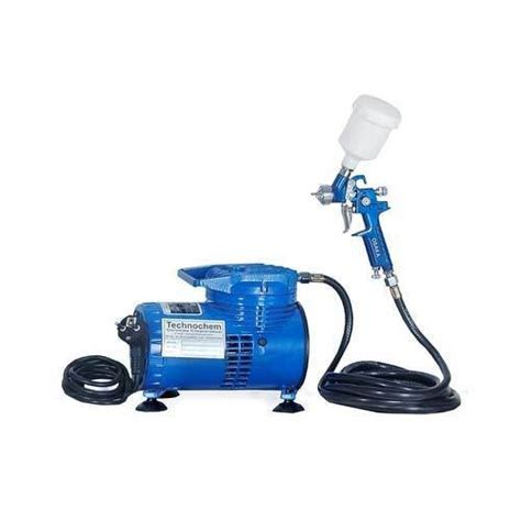 Touch Up Hp 0 25 hp mini air compressor with touch up spray gun ti 140