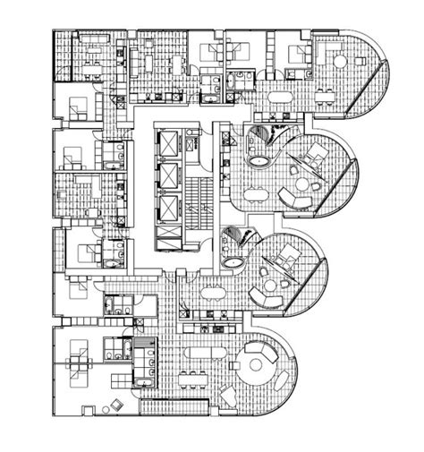 Unique House Plans by Unusual House Floor Plans Single Story Open Floor Plans