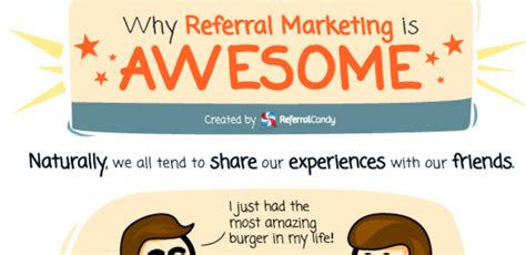 the benefits of referral marketing