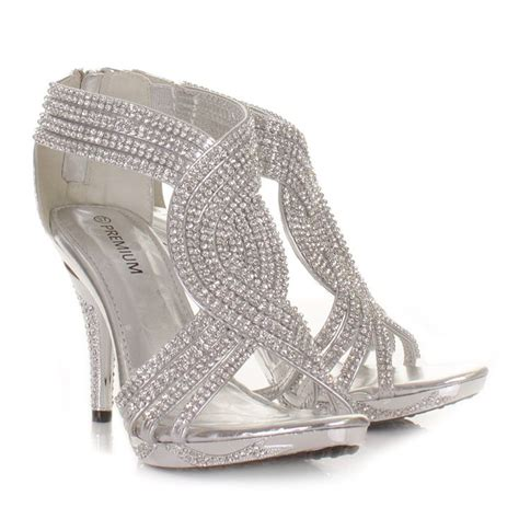 Silver Wedding Shoes by Best 25 Silver Wedding Shoes Ideas On