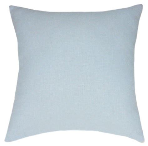 stonegate light blue linen pillow sofa pillow accent pillow