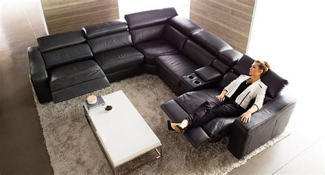 Modular Recliner Lounge by Recliner Modular Lounge Nick Scali Home