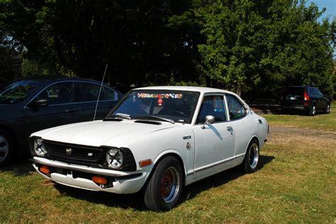 classic corolla image gallery 1974 toyota corolla