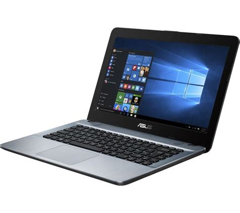 Laptop Asus Vivobook Max buy asus vivobook max x441 14 quot laptop silver free delivery currys