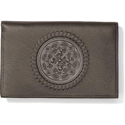 Ferra Card Holder Medium by Ferrara Ferrara Folio Wallet Large Wallets