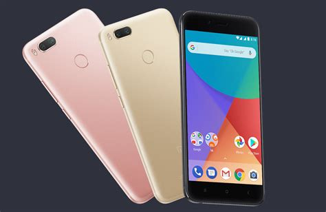 Xiaomi Mi A xiaomi joins android one line up with the mi a1 a phone