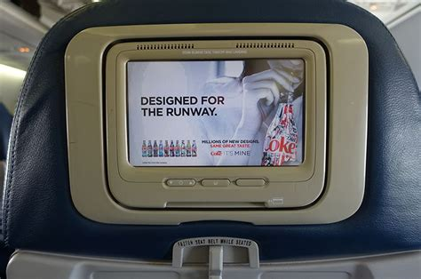 delta flight entertainment review delta 737 800 economy las vegas to new york jfk
