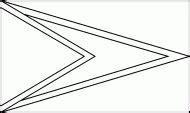 how to draw guyana flag