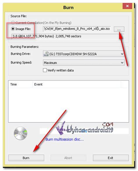 membuat file menjadi iso menggunakan poweriso membuat cd atau dvd booting bootable menggunakan power iso