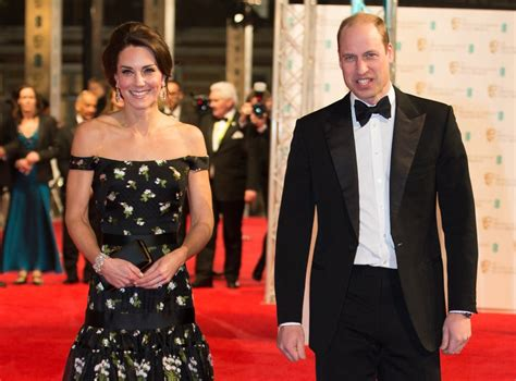 prince william and kate middleton at the bafta awards 2018 kate middleton and prince william at the 2017 baftas
