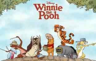 film kartun winnie the pooh new winnie the pooh poster filmofilia