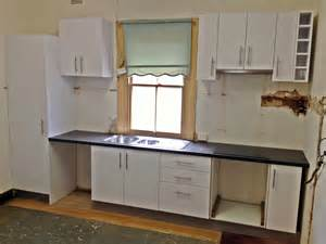 Pre Made Kitchen Cabinets Bunnings Flat Pack Installation Photos Niksag Flat Pack