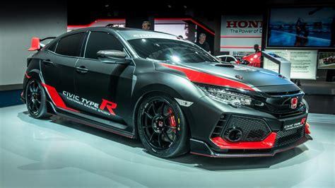 Types Of Honda Cars by It S A Honda Civic Type R Customer Racing Car Top Gear