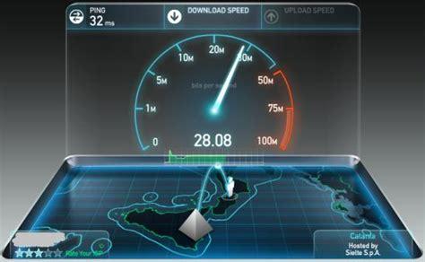 speed test fibra ottica test velocit 224 fibra ottica come misurare la tua velocit 224