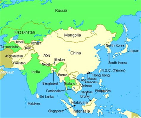 location of asia in world map asia location on world map asia free engine image for