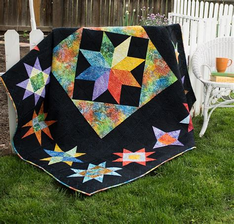 Caswell Quilt Block Of The Month by Caswell Quilt