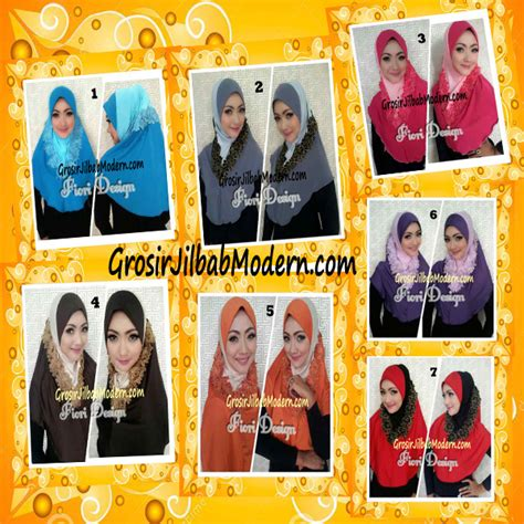 Jilbab Instant Hana Hs 0014 New jilbab syria alaika original idea by flow yang cantik dan modis bed mattress sale