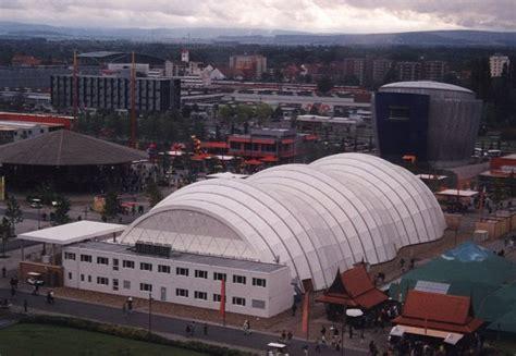 pavillon japan japanese pavilion expo 2000 hanover 2000 structurae